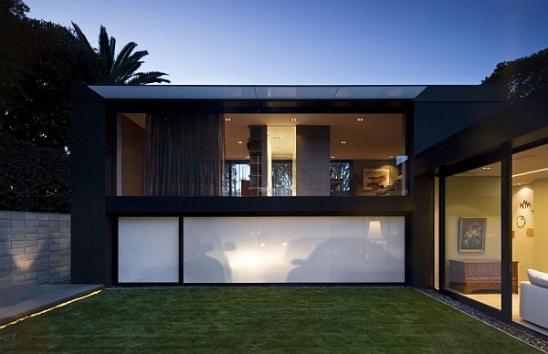9 Pictures Of Elegant Open Living Space In Auckland, New Zealand: Modern Villa Auckland