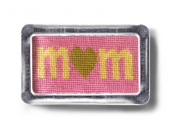 Beautiful Mother`s Day Gift Bring The Warmth To The Heart: Mom Paperweight From Jonathan Adler