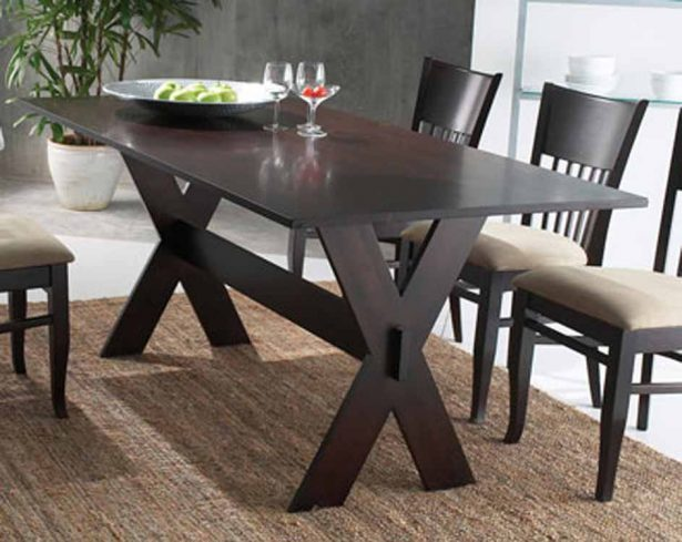 Cheap Dining Room Sets Decoration Ideas: Natural Delightful Dining Room Table And Chairs ~ stevenwardhair.com Dining Room Design Inspiration
