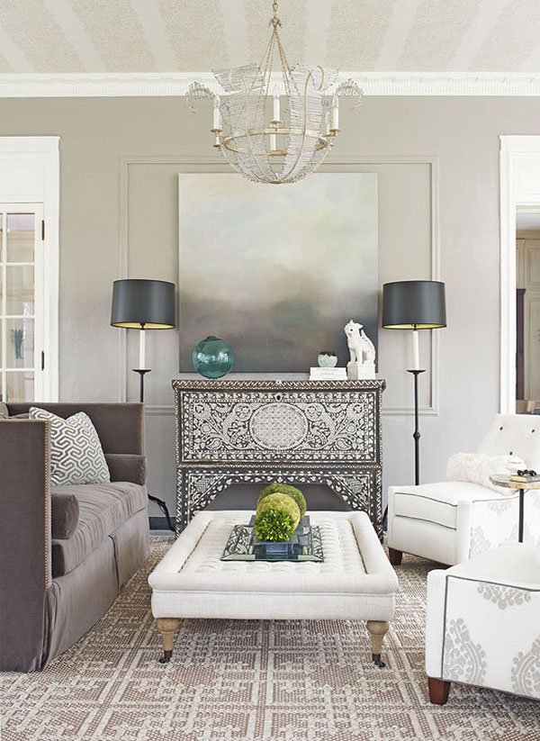 Enhancing Room Color For A Lively Home And How It Affects Your Mood : Neutral Living Room Colors
