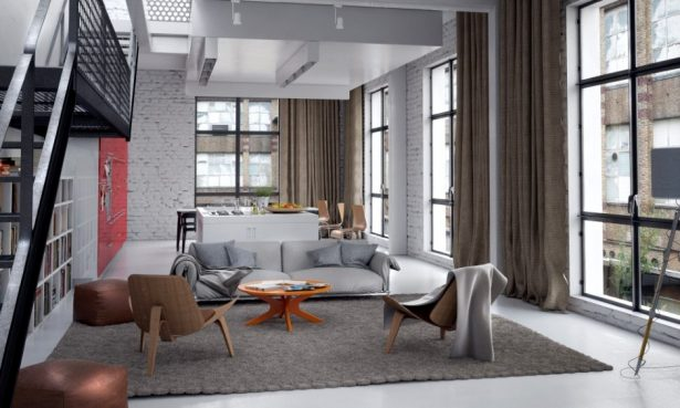 Casual Modern Living Rooms With Contemporary Minimalist Appearance: Neutral Modern Living Room ~ stevenwardhair.com Living Room Design Inspiration