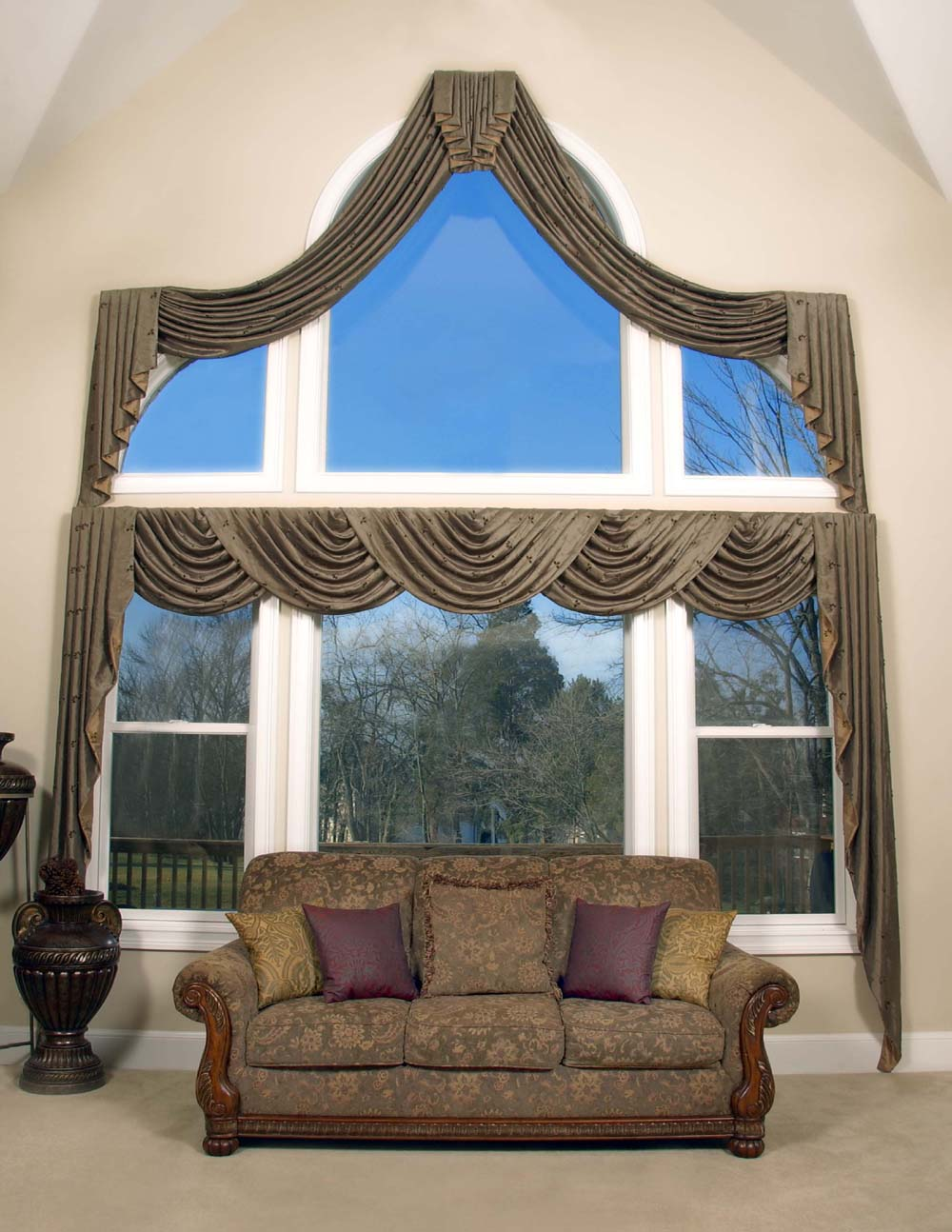 Arched Window Ideas And Designs: New Arched Window Design