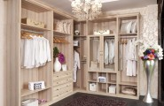Spanish Decor With The Elegant Design : New Clothes Closet European Deluxe Bedroom Furniture Snw
