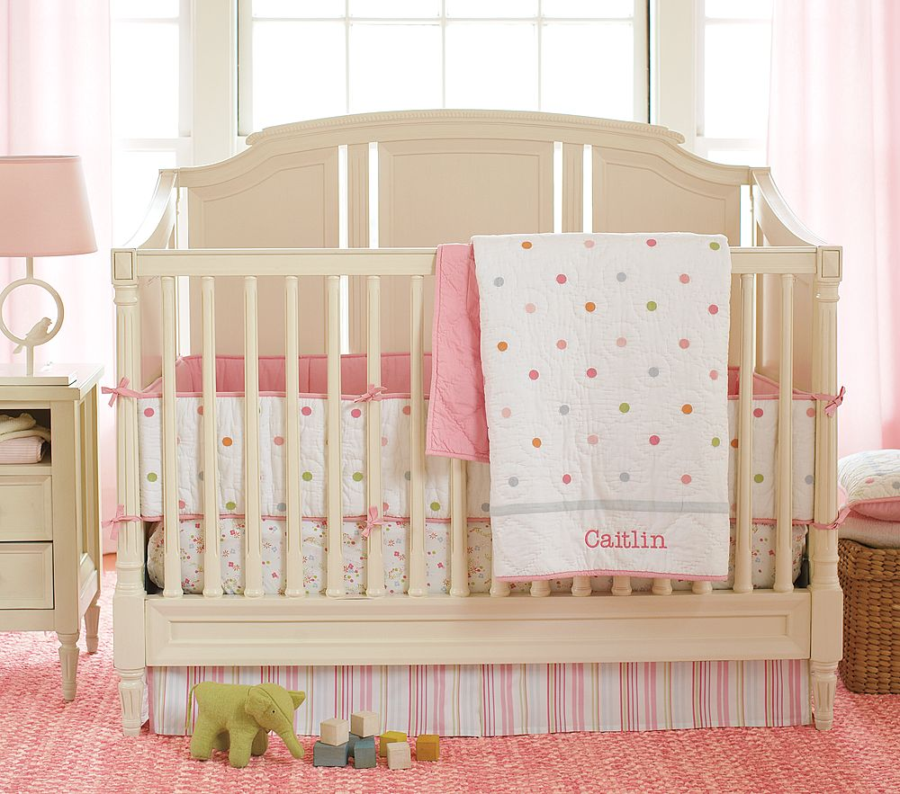 Cherry Blossom Baby Bedding For Your Sweet Baby Beauty : Nice Baby Bedding