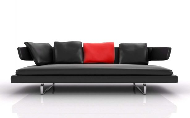Black Sofas Of Modern Look In A Living Room: Nice Black Sofas For Living Room ~ stevenwardhair.com Sofas Inspiration