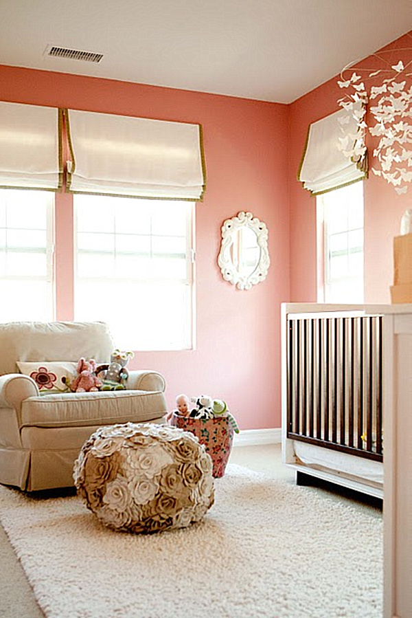 Creative Nursery Decor Ideas For Baby`s Real Comfort : Nursery Design Ideas By Nicole Davis