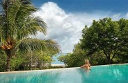 Luxurious Mukul Resort And Spas In Nicaragua: 15 Amazing Pictures : Ocean View From The Pool