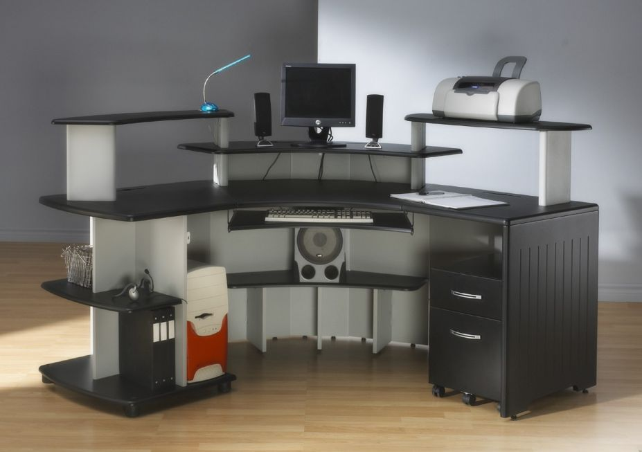 Computer Workstation Ideas, Do Not Be Afraid To Be Creative : Office Furniture For Ultimate Computer Workstation