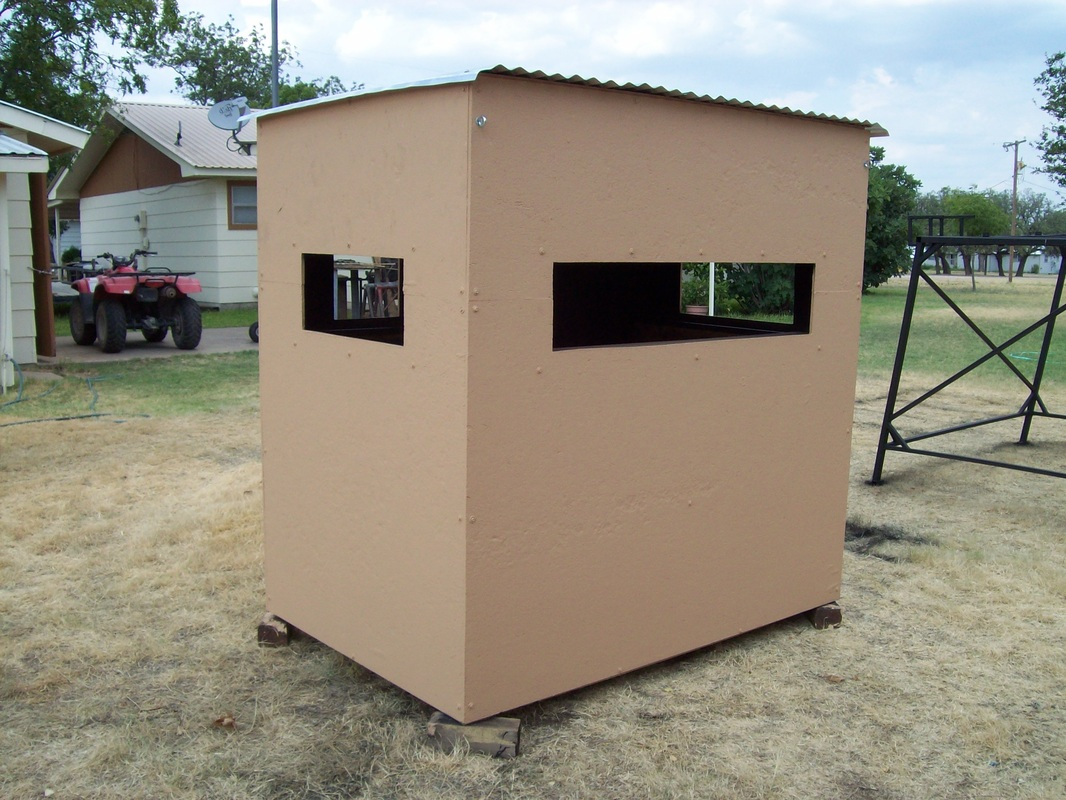 Deer Blind Window For Your Hunting Season: Orig Deer Blind Window