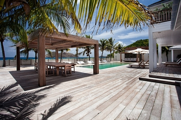 Extravagant Caribbean Villa Which Full Of Refreshment: Outdoor Patio Design ~ stevenwardhair.com Hotels & Resorts Inspiration