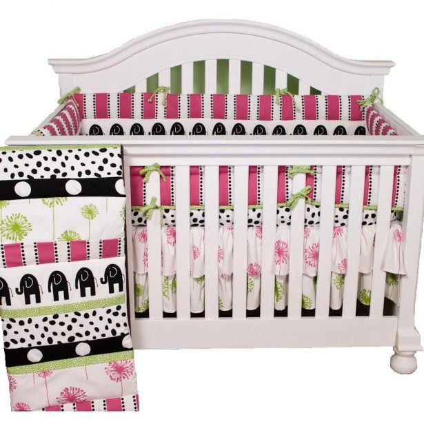 Cherry Blossom Baby Bedding For Your Sweet Baby Beauty: Pink Girl Baby Bedding ~ stevenwardhair.com Kids Room Inspiration