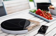 Simple Kitchen Gadget To Ease You Cook : Powerful Electrolux Portable Induction Cooktop For Modern Kitchen Design
