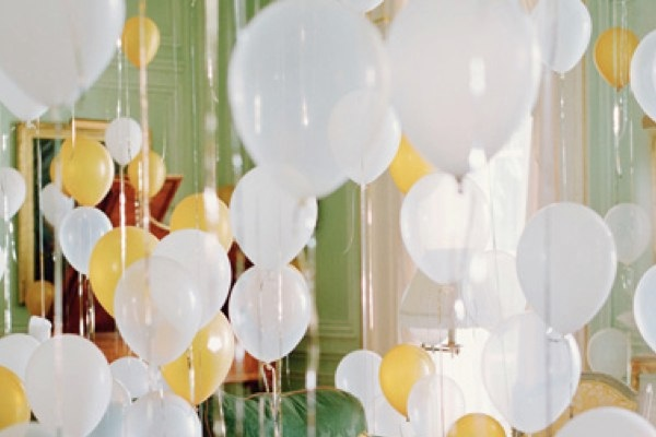 Tips Ideas Powerful New Years Eve Party Balloons Decor With White