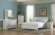 Aesthetic Neutral Bedroom Ideas With Striking Design : Pretty Neutral Minimalist Interior Designs With White Bedroom Furniture