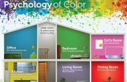 Enhancing Room Color For A Lively Home And How It Affects Your Mood : Psychology Of Color