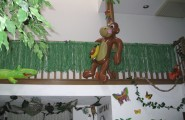 Funny Safari Decorations For Your Lively Interior : Rainforest Safari Decorations
