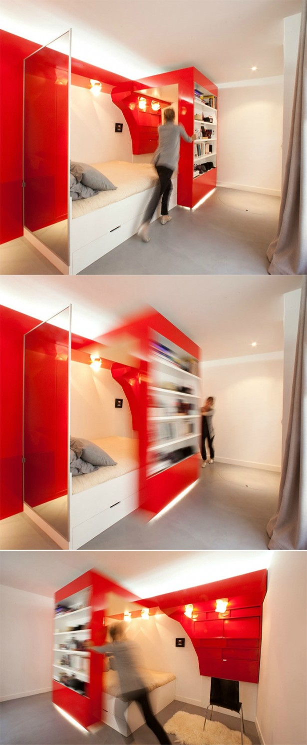 Enjoyable Colorful Bedroom For Unique Room Coloring: Red Bedrooms Themed Fresh Red ~ stevenwardhair.com Bedroom Design Inspiration