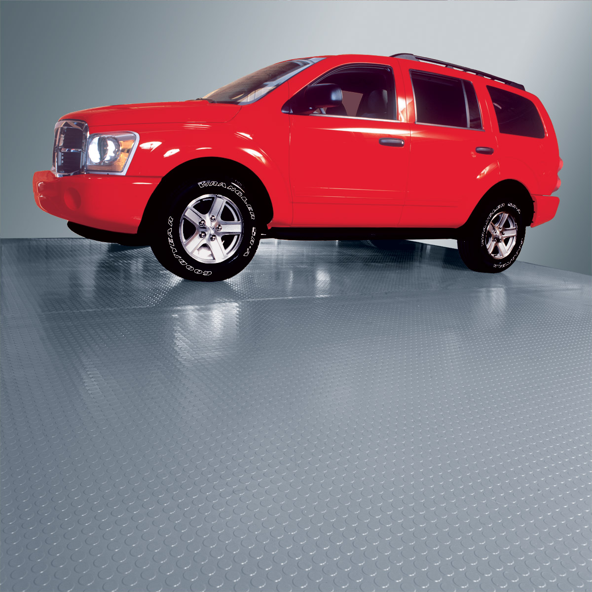 Garage Floor Mats For Your Cars: Roll Out Garage Flooring