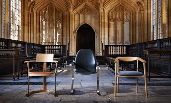 Simple Guide For London Design Festival 2014 : Shortlisted Chairs For Bodleian Library In Oxford