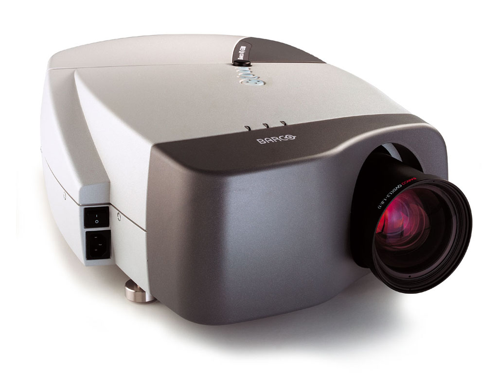 Projector Design Ideas For You : Simple Projector Design Ideas Barco IQ G300 Large Projector