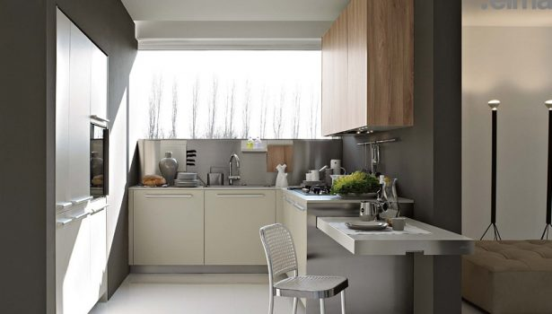 Enchanted Modern Kitchen In White: Small And Practical Kitchen ~ stevenwardhair.com Kitchen Designs Inspiration