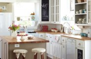 Cute Small Kitchen Table Sets With Style : Small Kitchen Design Laminate Floor Creative Small Kitchen Table Sets Design