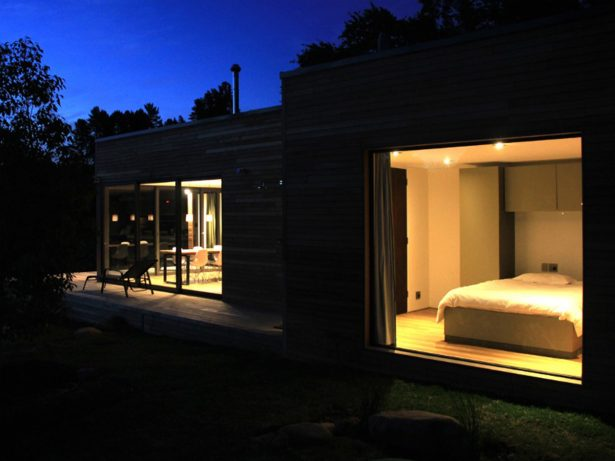 Contemporary Modular Homes Hold Up Your Exclusive Lifestyle: Smart Beautiful Prefab Modular House ~ stevenwardhair.com Tips & Ideas Inspiration