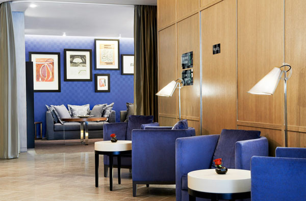 Luxurious Hotel Design As Your Inspiration: Sofitel Paris Arc De Triomphe 13