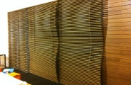 Bamboo Wall Panels Bring You To The Real Tradition : Solid Bamboo Wall Cladding