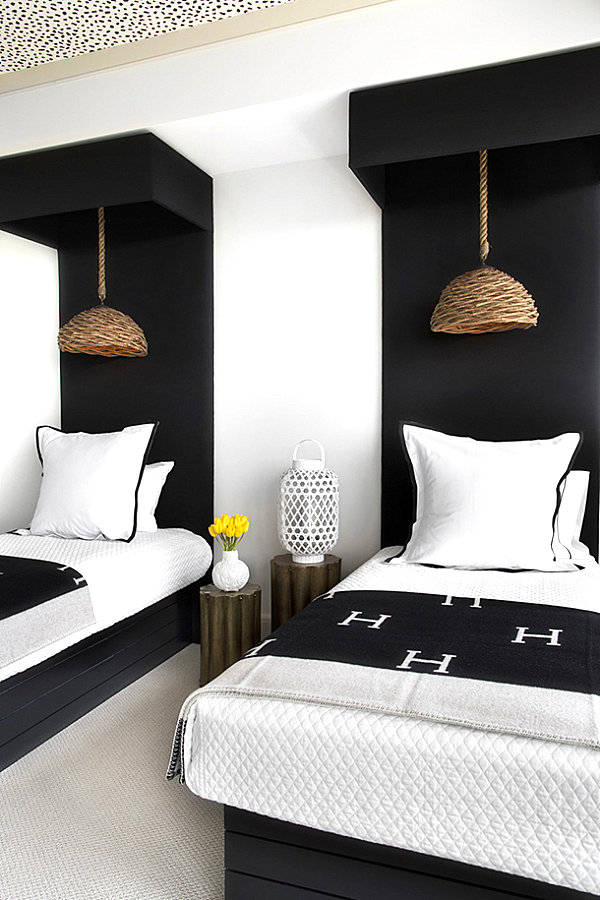 Hospitality Home Concept To Make Your Guest Comfort: Special Flourishes In A Guest Room