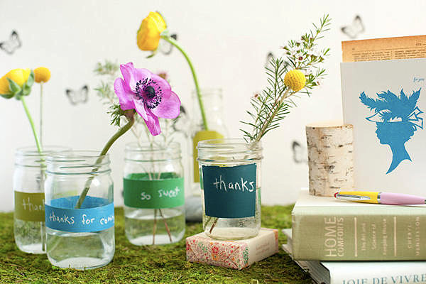 Bright Spring Party: 20 Lively Ideas : Spring Party Favors