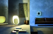 Amusing Stewie Floor Lamp By Luca Nichetto : Stewie Room Set