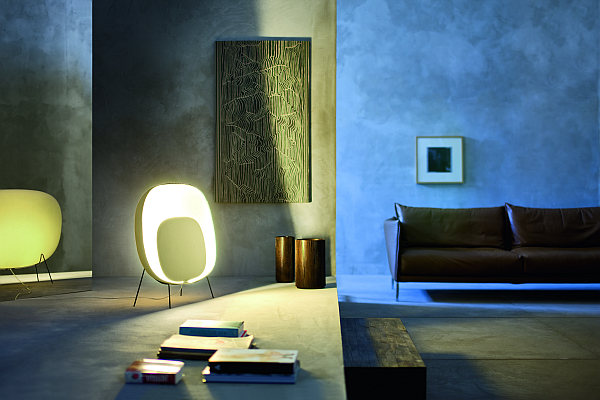 Amusing Stewie Floor Lamp By Luca Nichetto : Stewie Room Set Design