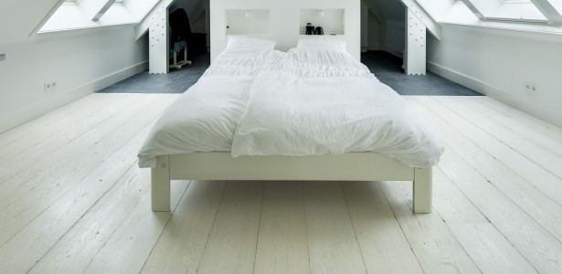 White Oak For Bedrooms : Stone Aged Caribbean White Oak Flooring