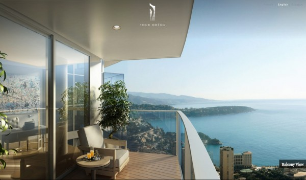 Most Luxurious Penthouse In Monaco: Stunning Penthouse Design In Monaco