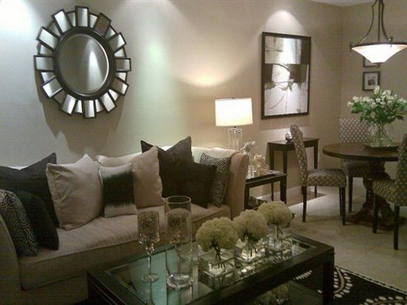 Wall Mirrors For Living Room A Diffe Way To Decorate Stunning Round
