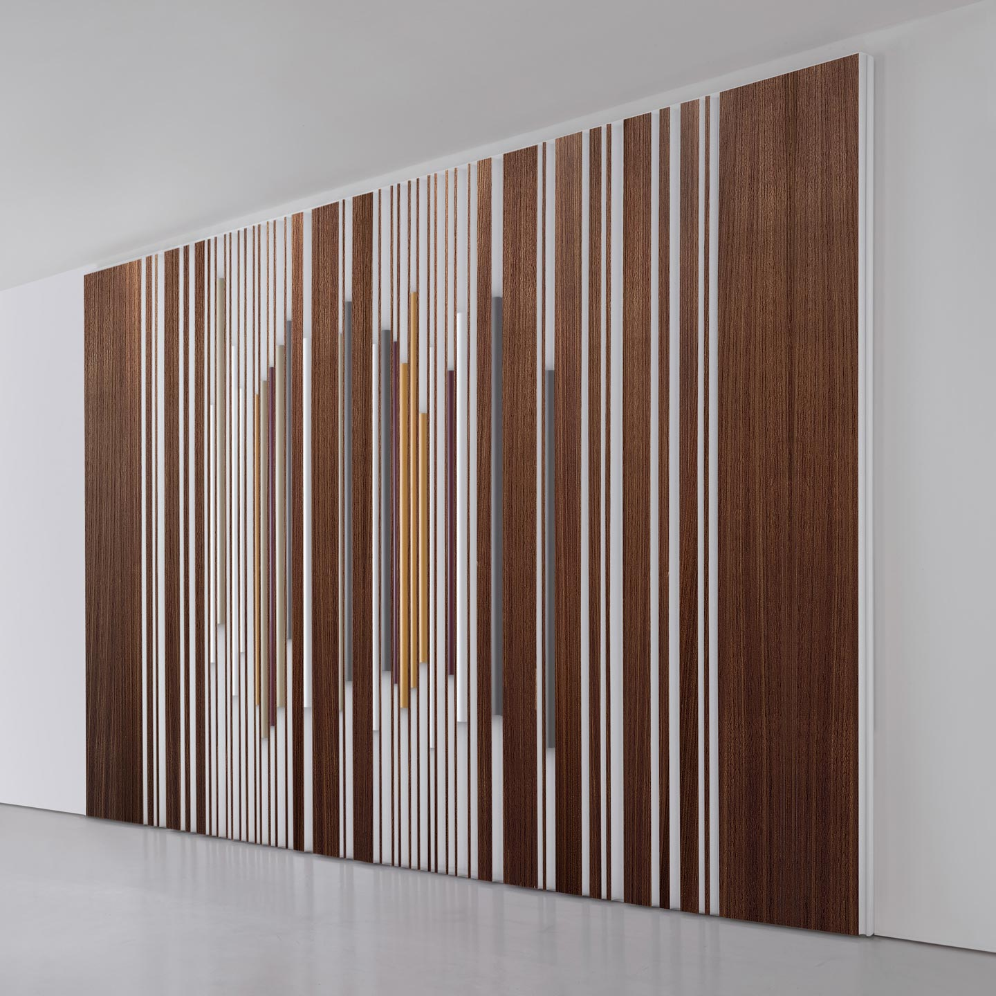 Great Designs Of Bamboo Panel Idea For Your Space : Stylish Designs Of Bamboo Panel Modern Style Sliding Door Ideas