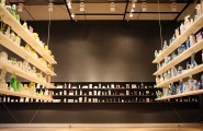 Creative Hanging Shelves From Ceiling For Apt Elegance : Suupaa Pop Hanging Shelves From Ceiling Ideas