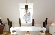 Stunning Amazing House Design With The Luxurious Interior : Swedish Bright Dining Room