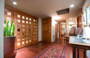 Wood Doors: Simple But Enchanting : Taliesin Designed Home In Paradise Valley