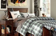 Inspirational Cool Room Designs For Guys With Directed Theme : Teen Bedding Design Idea