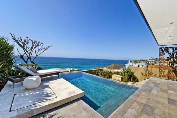 Beautiful Dream House In Sydney: Terrace With Wonderful Ocean Views ~ stevenwardhair.com Home Design Inspiration