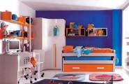 Twin Beds For Kids Comes With The Interesting Design : The Cheerful Twin Beds For Kids