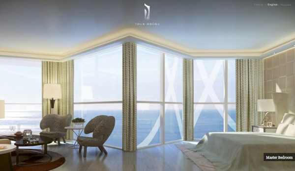 Most Luxurious Penthouse In Monaco: Tour Odeon Monaco Penthouse