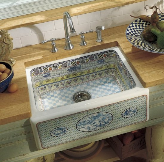 Amazing Kohler Stainless Steel Sinks Bring IN The Practical Use In Stylish Form : Traditional Artistic Kohler Stainless Steel Wooden Style Countertops