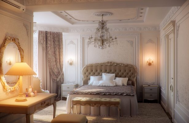 Traditional Elegant Bedroom: Classic And Dramatic: Traditional Bedroom Furniture ~ stevenwardhair.com Bedroom Design Inspiration