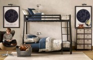 Traditional Boys Room Decoration For Authentic Feel : Traditional Boys Bedroom Bunkbeds