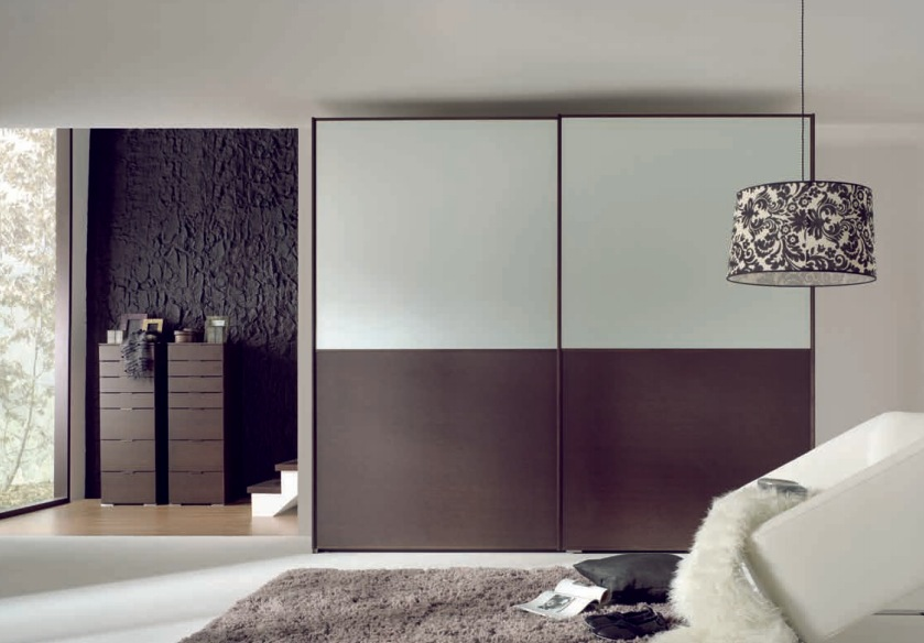 Wardrobe Designs, Integrated And Out Of Imagination: Traditional Sliding Door Wardrobe Designs Cintemporary Bedroom Interior Furniture