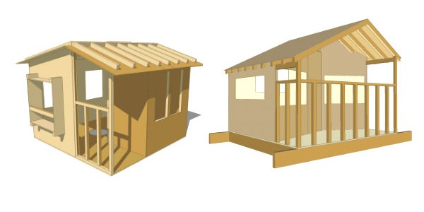 Playful Tree House Design For Your Kids : Treehouse Plans From Treehouse Guides