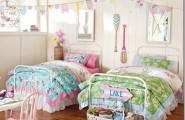 Twin Beds For Kids Comes With The Interesting Design : Twin Beds For Girls Idea